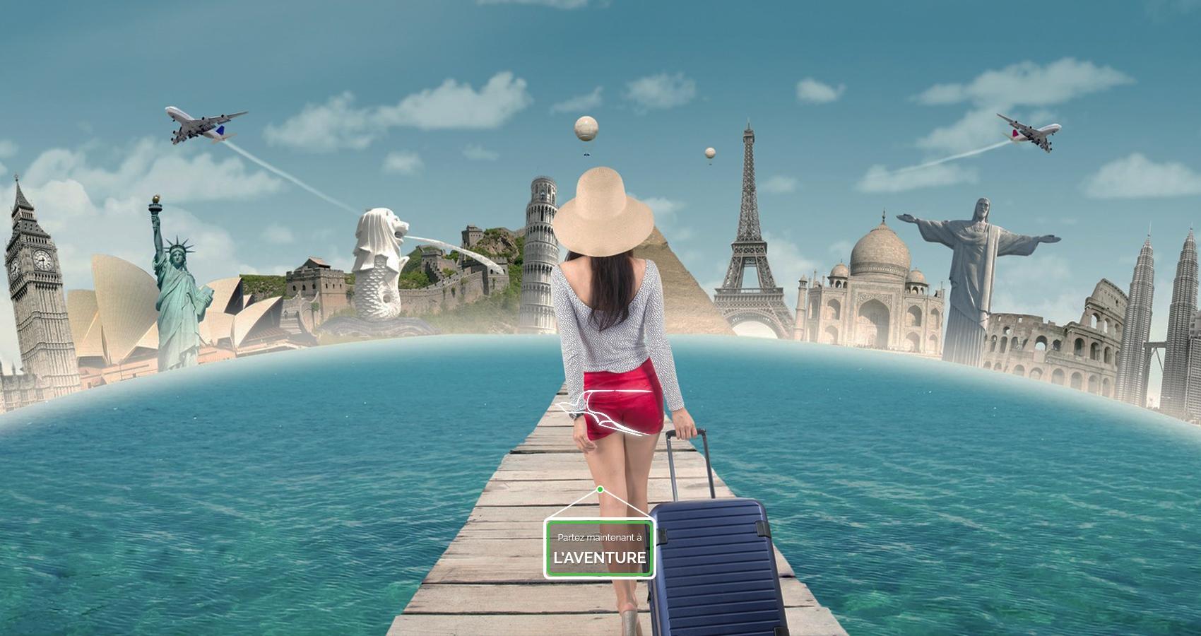 Voyages :  comment vous préparer ?